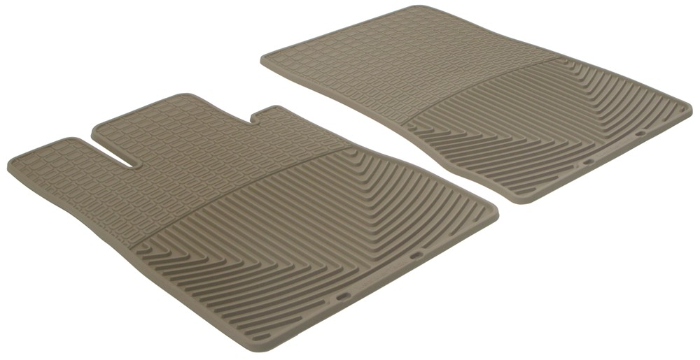 2008 Ford Edge Weathertech All Weather Front Floor Mats Tan