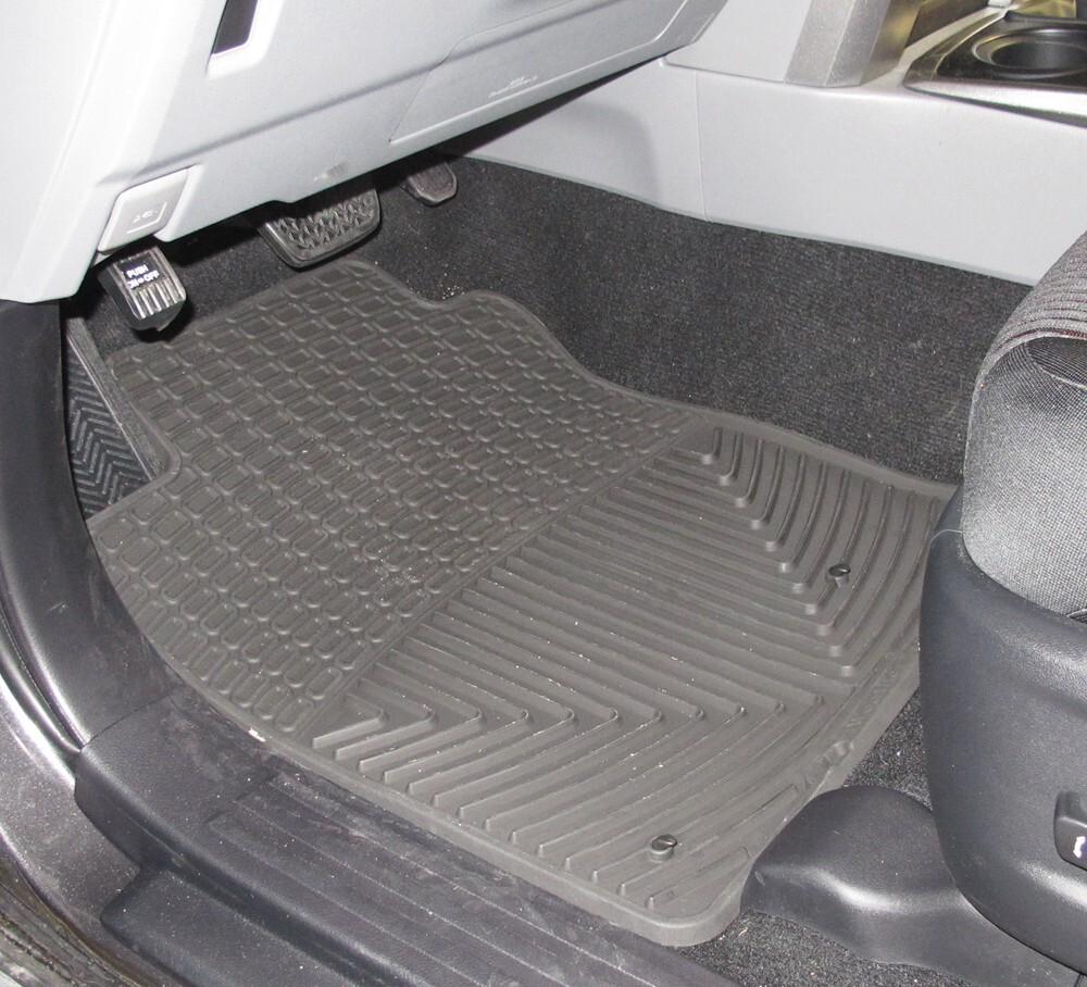 Dodge Intrepid Floor Mats: 2003 Dodge Dakota WeatherTech All-Weather Front Floor Mats