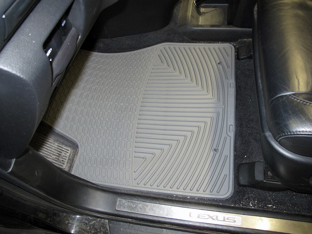 2006 toyota tundra weathertech all weather front floor. Black Bedroom Furniture Sets. Home Design Ideas