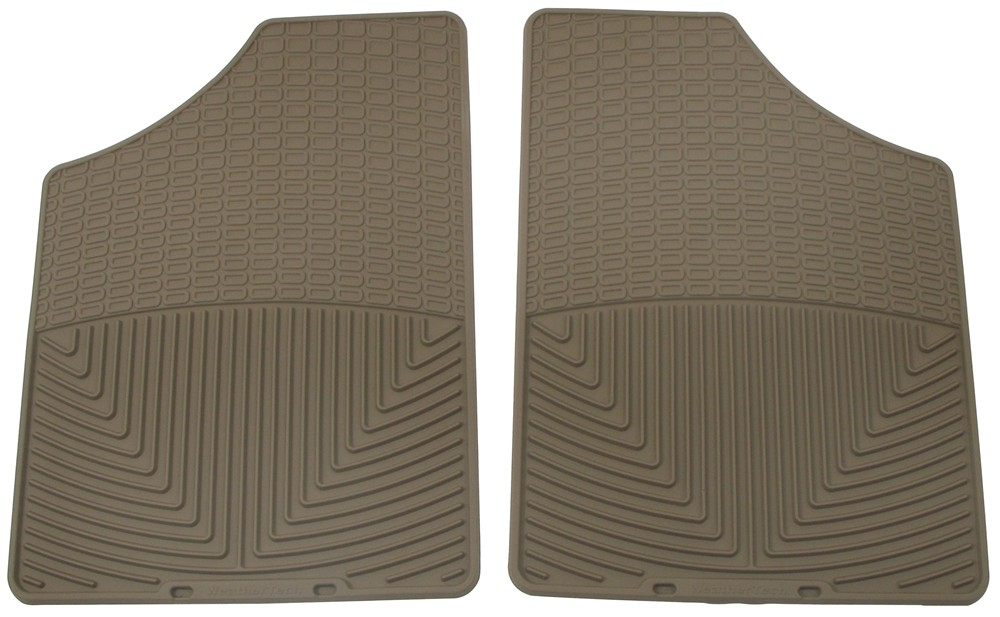 2007 Nissan Armada Weathertech All Weather Front Floor