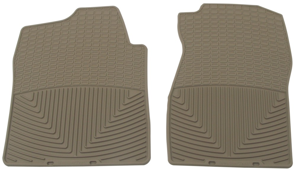 WTW72TN - Rubber WeatherTech Floor Mats