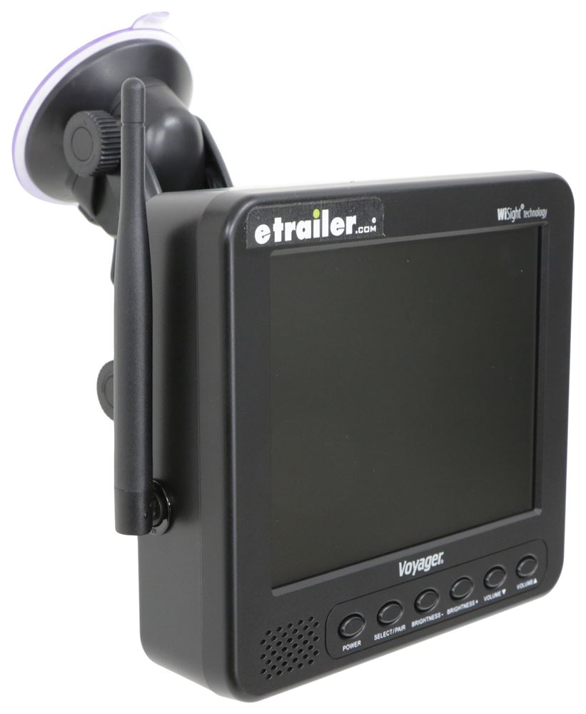 Voyager Digital Wireless Observation System 5 5 8 Quot Lcd