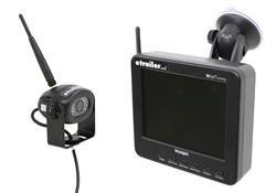 "Voyager Digital Wireless Observation System - 5-5/8"" LCD Monitor - Wireless Camera"