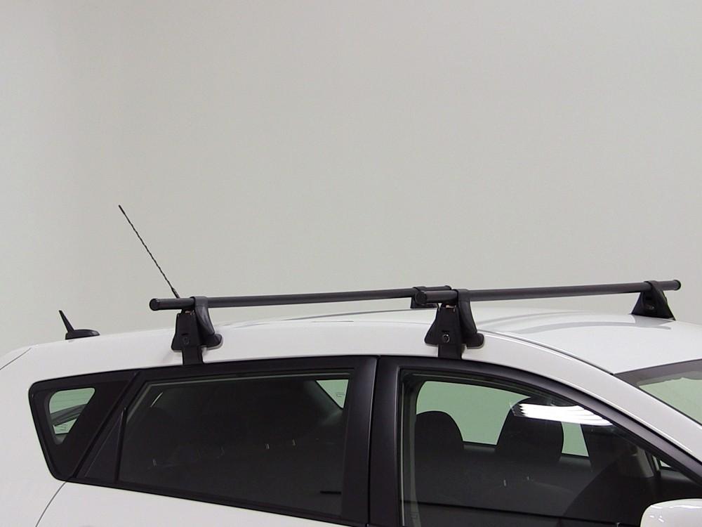 Yakima Roof Rack For 2009 Pontiac Vibe Etrailer Com