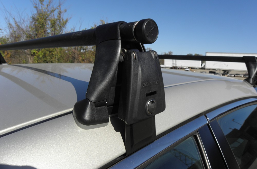 Yakima Roof Rack >> Yakima Q Towers Roof Rack Feet for Naked Roof (QTY 4 ...
