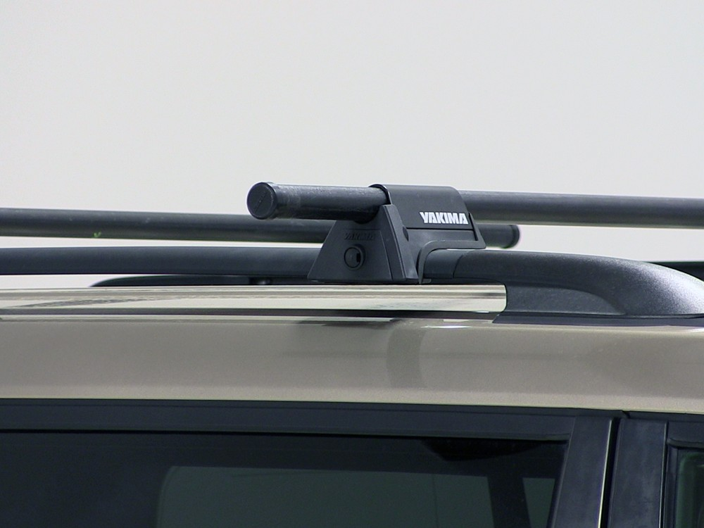 Yakima Roof Rack For Honda Pilot 2007 Etrailer Com