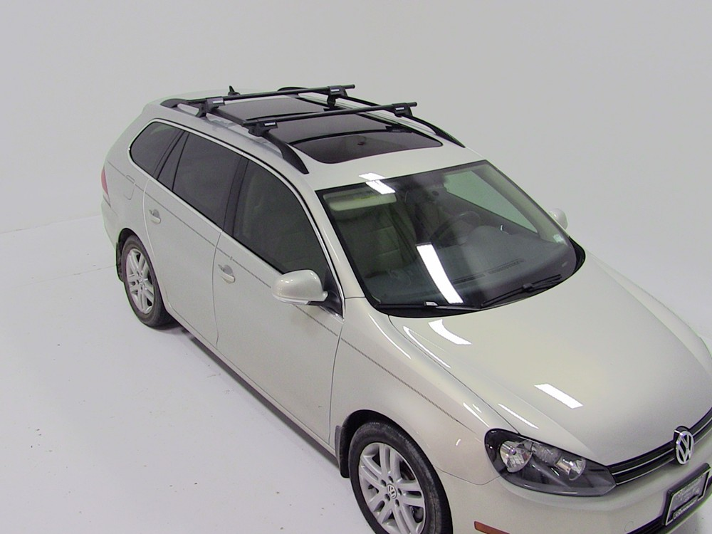 Yakima Roof Rack for Subaru Outback Wagon, 2007 | etrailer.com