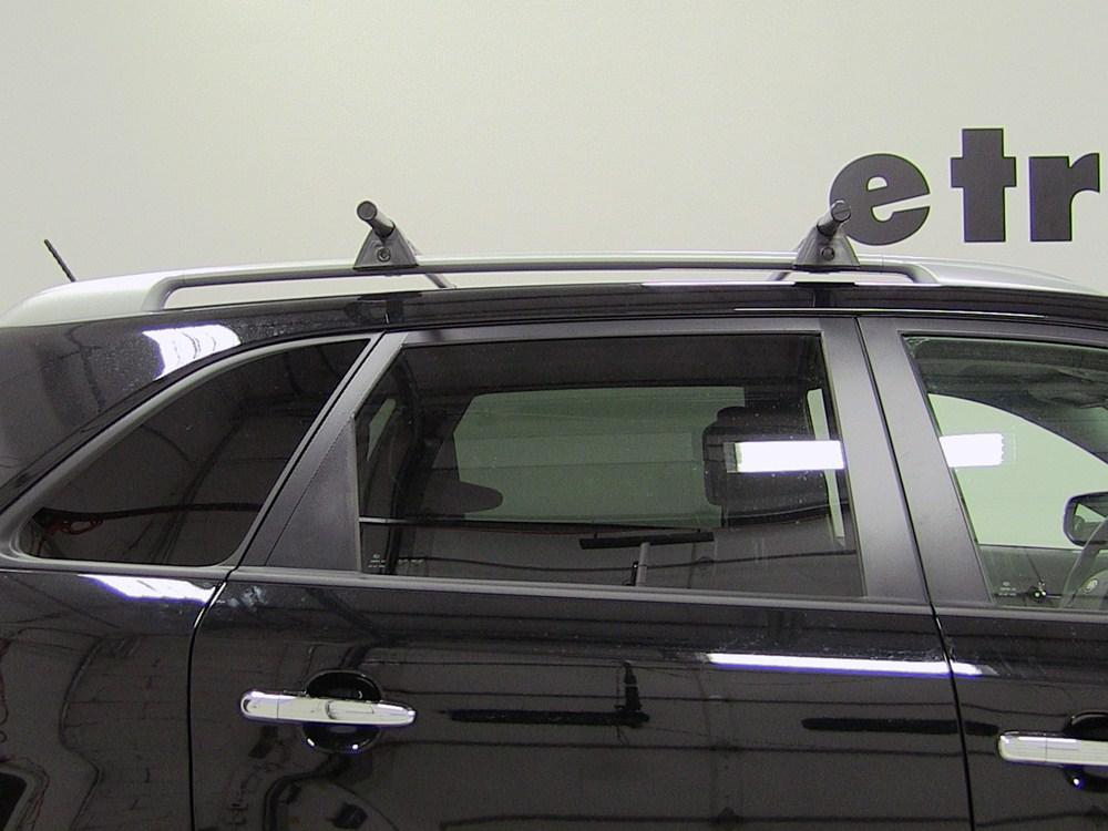 Yakima Roof Rack For Kia Sorento 2014 Etrailer Com