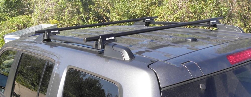 2016 Honda Pilot Yakima Railgrab And Crossbar Roof Rack Kit