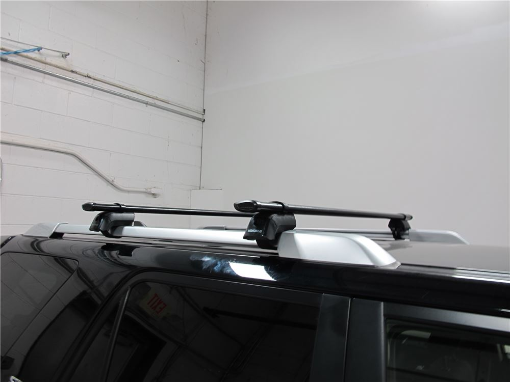 Toyota 4Runner TimberLine Towers for Yakima Crossbars - Raised