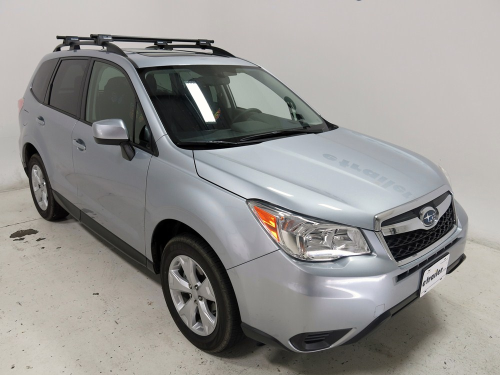 Subaru Forester Round 48 Quot Crossbars For Yakima Roof Rack