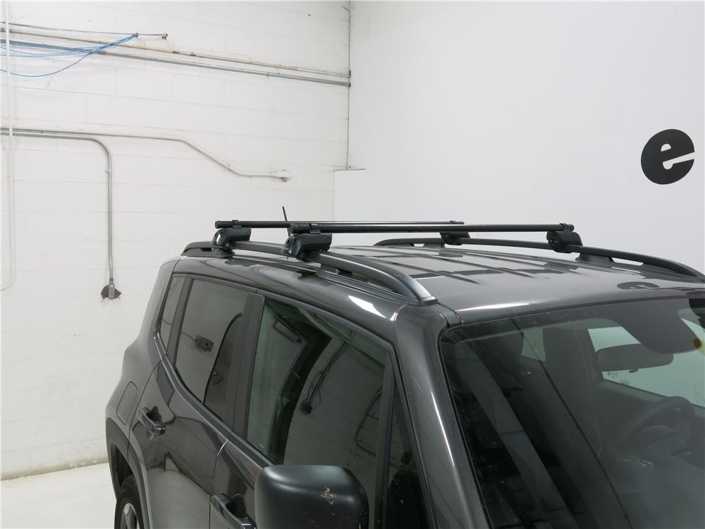 2015 Jeep Renegade Round 48 Quot Crossbars For Yakima Roof