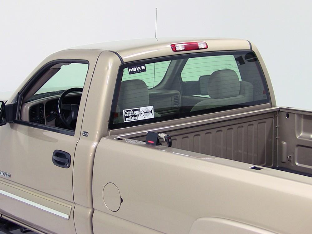 2008 Chevrolet Silverado Yakima Locking Bedhead Single