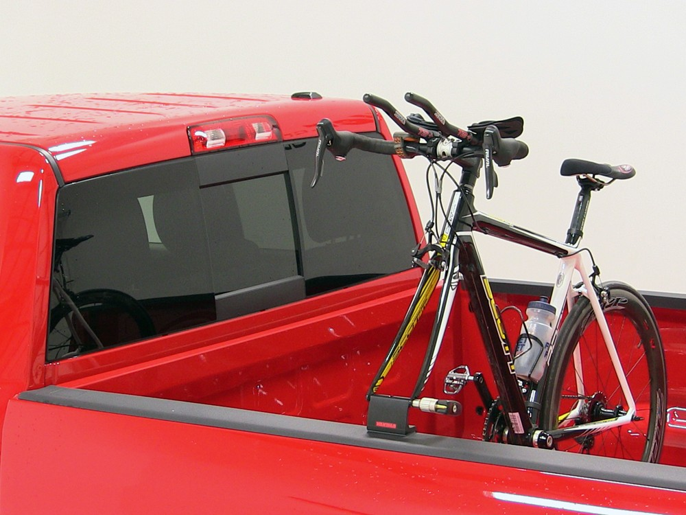 Yakima Locking Bedhead Single Bike Truck Bed Mounted Rack