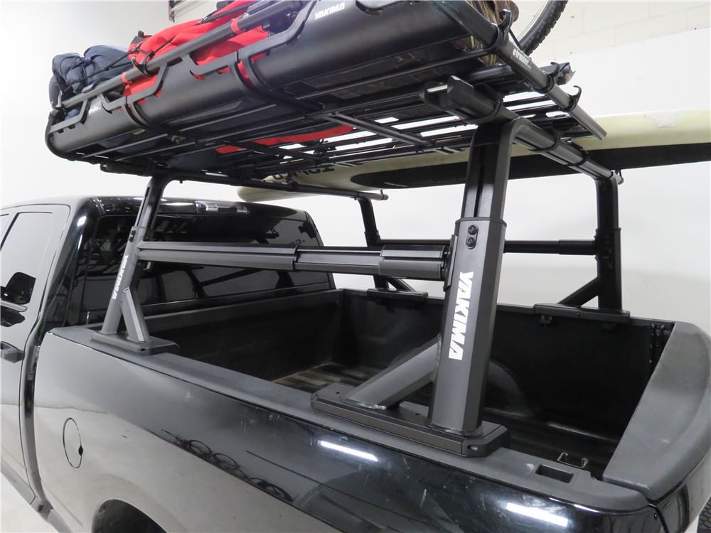 Sidebar Rails For Yakima Overhaul Hd And Outpost Hd Truck Bed