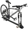 Bike on Yakima ForkLift Roof Mounted Bike Carrier with Fork Mount