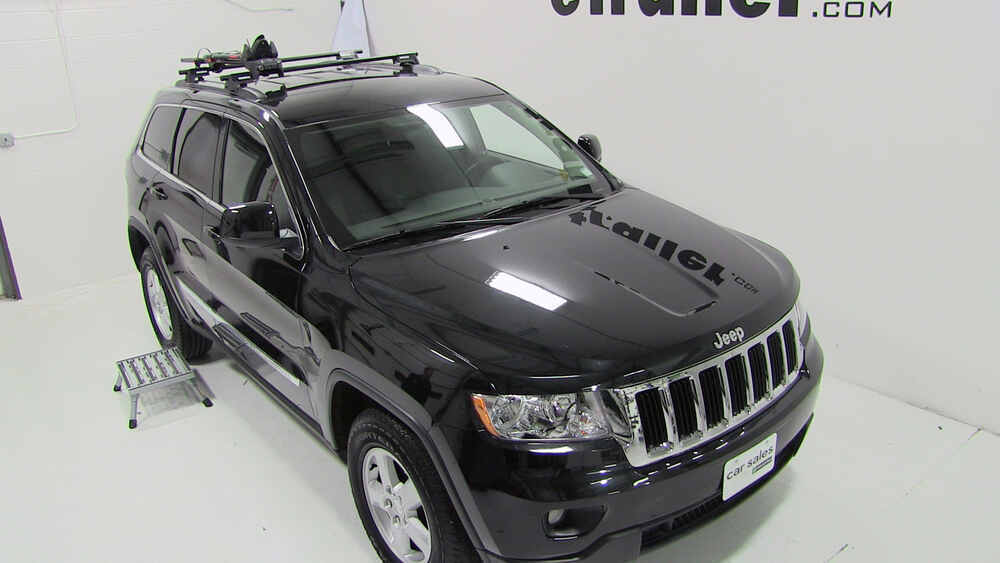 2016 jeep grand cherokee yakima frontloader wheel mount. Black Bedroom Furniture Sets. Home Design Ideas