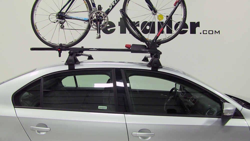 Subaru Impreza Yakima Frontloader Wheel Mount Bike Carrier