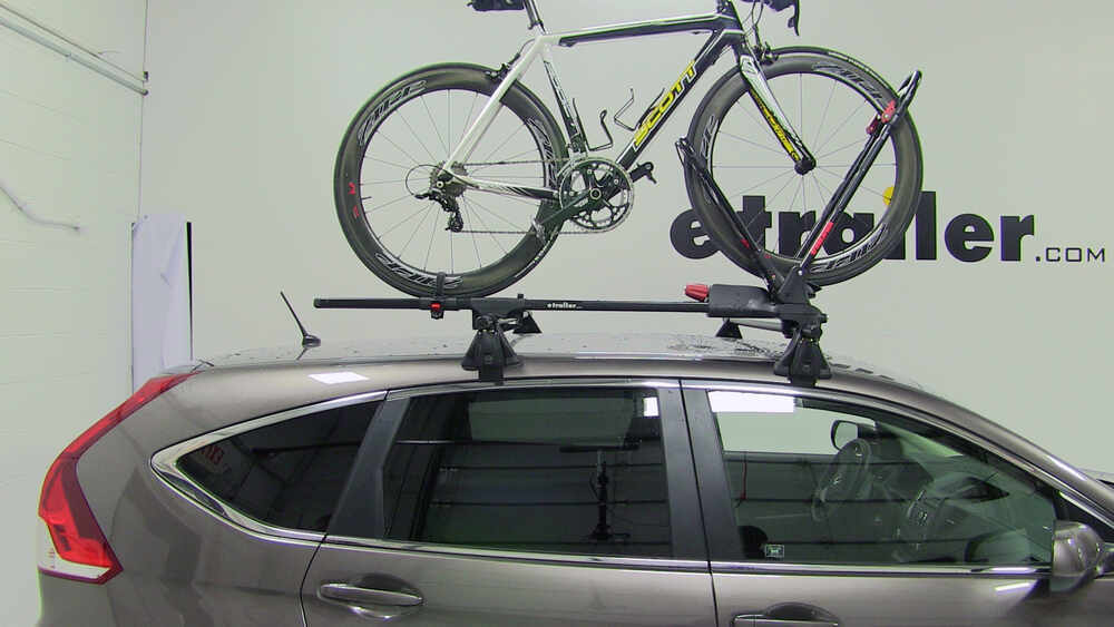 1370 Honda Cr V Yakima Frontloader Wheel Mount Bike Carrier Roof Mount