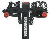 "Yakima DoubleDown 4 Bike Rack - 1-1/4"" and 2"" Hitches - Tilting 4 Bikes Y02424"