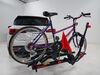 "Yakima HoldUp 4 Bike Rack - Platform Style - Tilting - 2"" Hitches Bike and Hitch Lock Y02443-2"