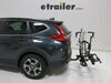 "Yakima HoldUp 2 Bike Rack for 2"" Hitches - Platform Style - Tilting Class 3 Y02443 on 2017 Honda CR-V"