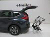 "Yakima HoldUp 2 Bike Rack for 2"" Hitches - Platform Style - Tilting Bike and Hitch Lock Y02443 on 2017 Honda CR-V"