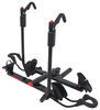 "Yakima HoldUp 2 Bike Rack for 2"" Hitches - Platform Style - Tilting Fits 2 Inch Hitch Y02443"