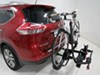 """Yakima HoldUp 2 Bike Rack for 1-1/4"""" Hitches - Platform Style - Tilting Fits 1-1/4 Inch Hitch Y02445 on 2015 Nissan Rogue"""