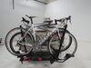 "Yakima HoldUp 2 Bike Rack for 1-1/4"" Hitches - Platform Style - Tilting Class 2 Y02445"