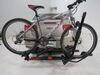 "Yakima HoldUp 2 Bike Rack for 1-1/4"" Hitches - Platform Style - Tilting Bike and Hitch Lock Y02445"