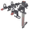 "Yakima DoubleDown Ace 4 Bike Carrier for 1-1/4"" and 2"" Hitches - Tilting Tilt-Away Rack,Fold-Up Rack Y02451"