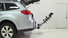 Yakima Class 2,Class 3 Hitch Bike Racks - Y02451 on 2012 Subaru Outback Wagon