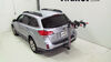 Yakima Hanging Rack - Y02451 on 2012 Subaru Outback Wagon