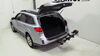 Yakima Hitch Bike Racks - Y02451 on 2012 Subaru Outback Wagon