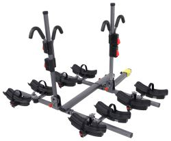 "Yakima FourTimer 4 Bike Platform Rack - 2"" Hitches - Tilting - Frame Mount"