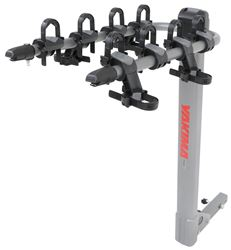 "Yakima LongHaul 4 Bike Rack - 2"" Hitches - Silver"