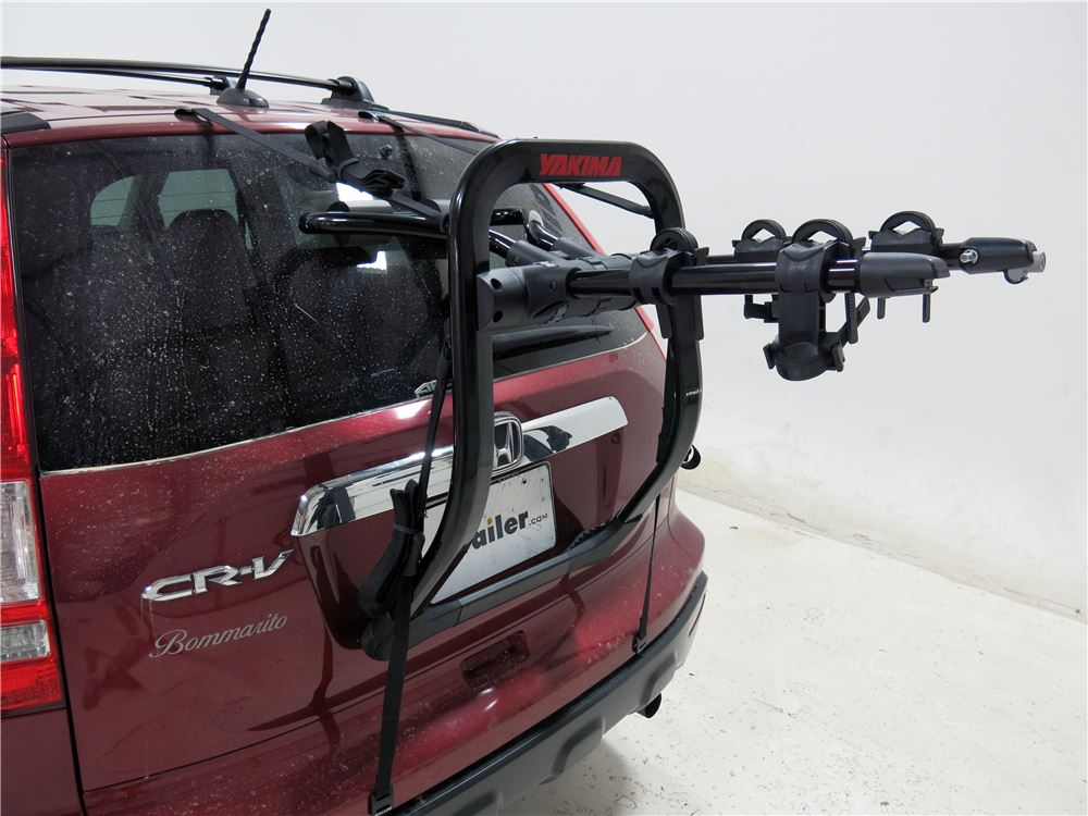 Honda CR-V Yakima FullBack 2 Bike Rack - Trunk Mount