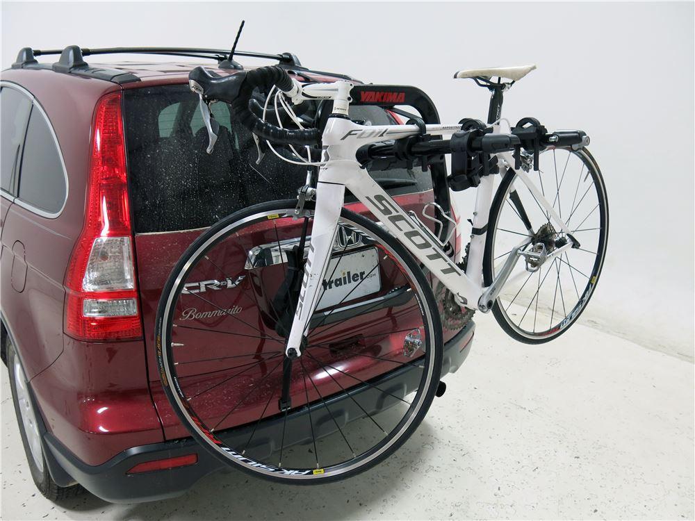 Honda CR-V Yakima FullBack 2 Bike Rack - Trunk Mount