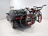 Yakima HalfBack 2 Bike Rack - Trunk Mount - Adjustable Arms Non-Retractable Y02636