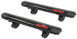 Yakima FatCat EVO 4 Ski and Snowboard Carrier - Locking - 4 Skis or 2 Boards - Black