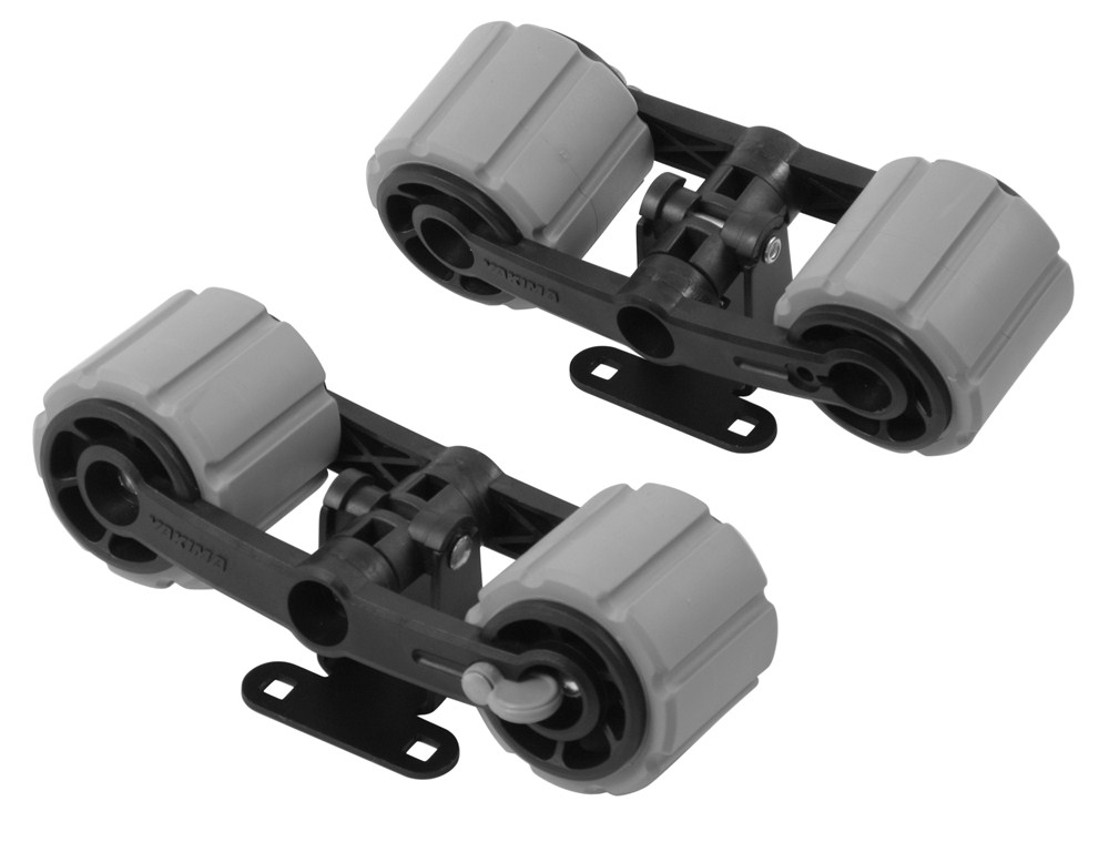 Yakima Hullyrollers Kayak Load Assists For Whispbar Flush