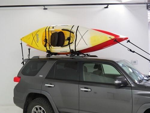 Compare Yakima Jaylow Kayak Vs Thule Hull A Port