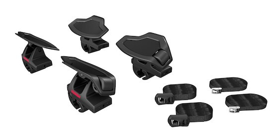 Yakima Saddle-Style Watersport Carriers - Y04074
