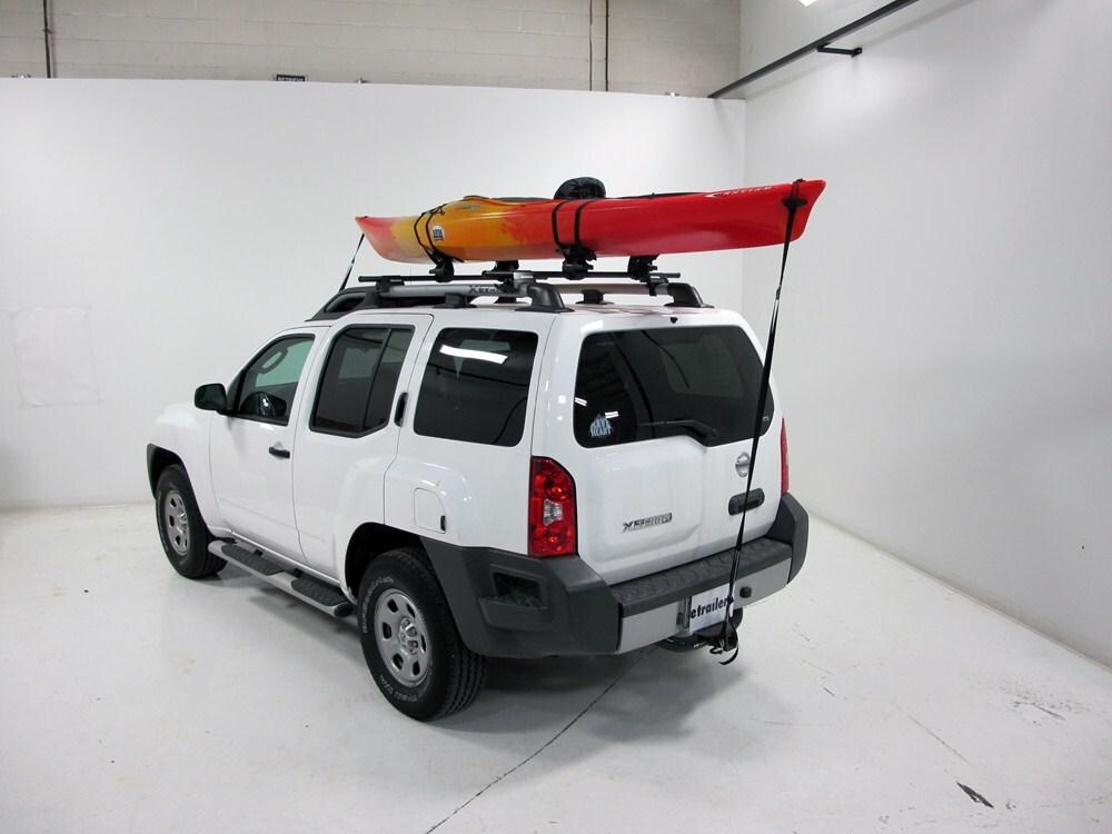 Yakima Sweetroll Kayak Carrier W Tie Downs Saddle Style