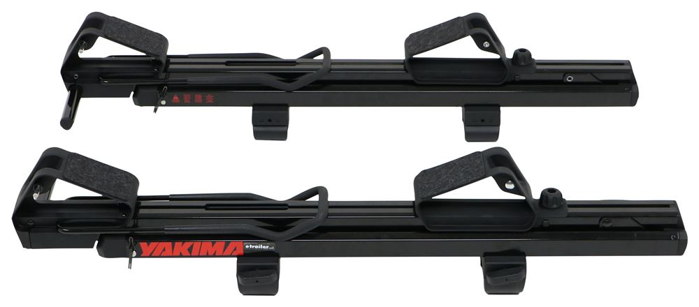 Yakima ShowDown Kayak or SUP Carrier and Lift Assist w/ Tie-Downs - Side Loading - Clamp On Clamp On - Standard Y04081