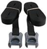 yakima cinch straps 11 - 20 feet long w/ padded cam buckles 16' qty 2