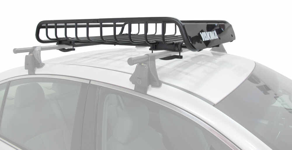 Y07070 - Black Yakima Roof Basket