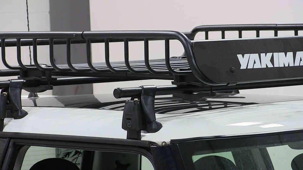 Yakima LoadWarrior Roof Rack Cargo Basket - Steel - 44