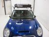 "Yakima LoadWarrior Roof Rack Cargo Basket - Steel - 44"" Long x 39"" Wide Black Y07070 on 2004 Mini Cooper"